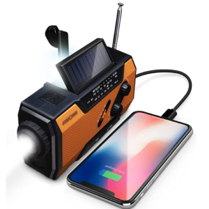 Weather Radio / Light / Charging Station